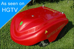 I Want That Robot Lawn Mower Hgtv Automatic