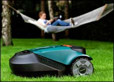 Friendly Robotics Robomow Automatic Lawnmower. Take the break your deserve!